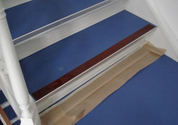 Skridsikker maling til trappe